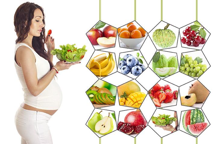 dinh dưỡng khi mang thai