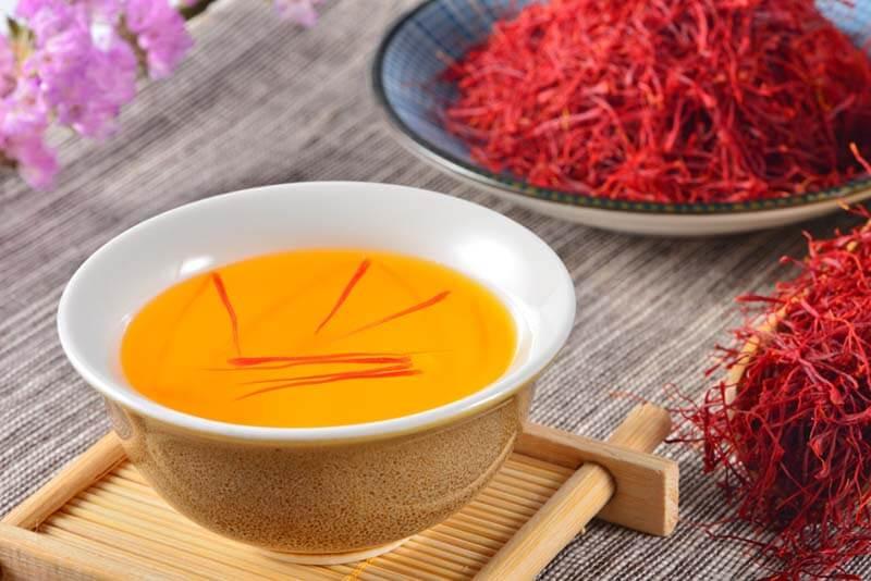 Cách dùng Saffron hiệu quả