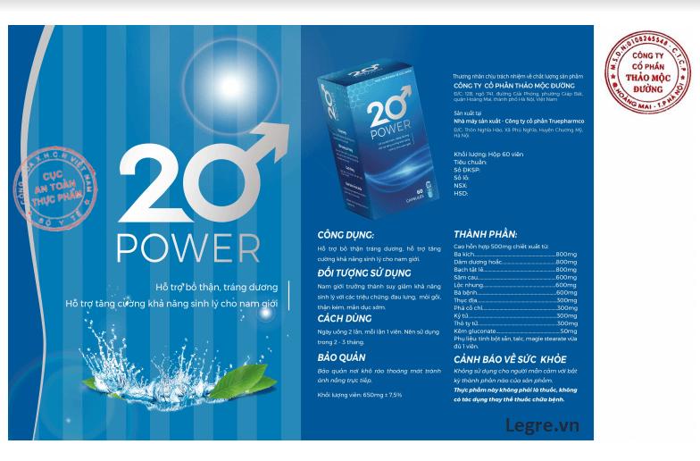 20 Power là gì