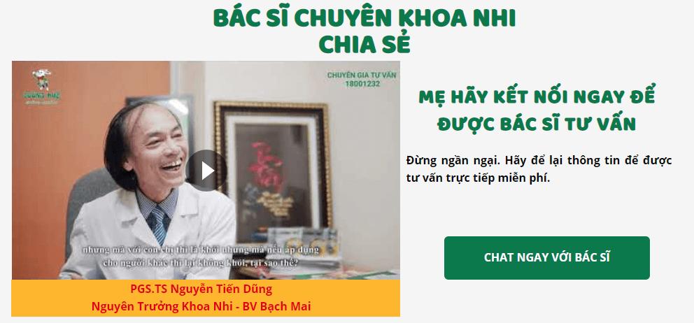 Bác sĩ chuyên khoa Nhi đánh giá Cường Phế