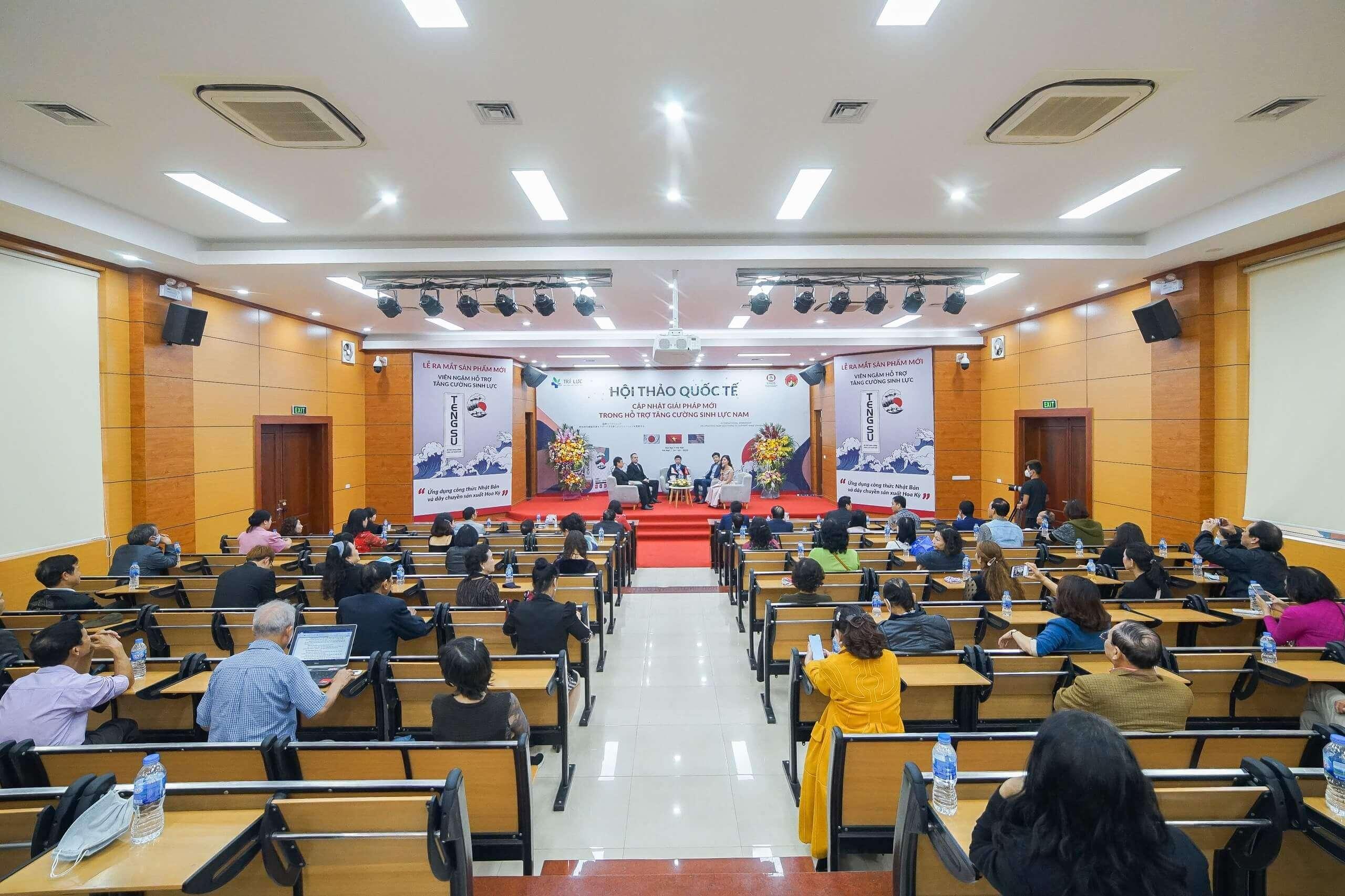 Hội thảo quốc tế Japan Tengsu