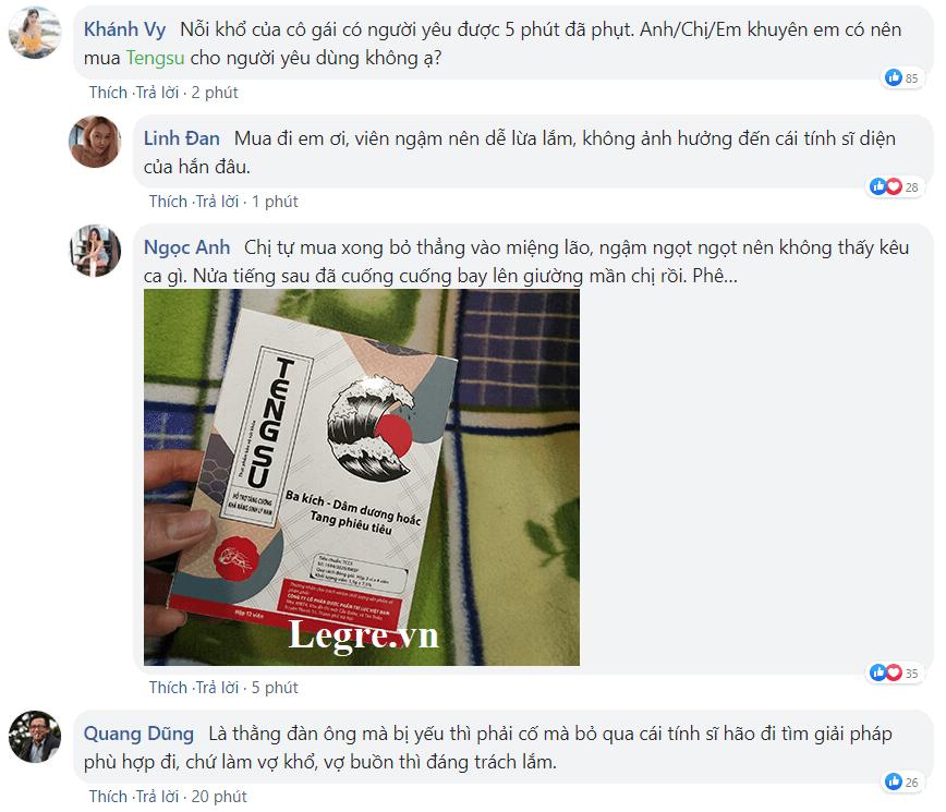 khách hàng đánh giá tengsu