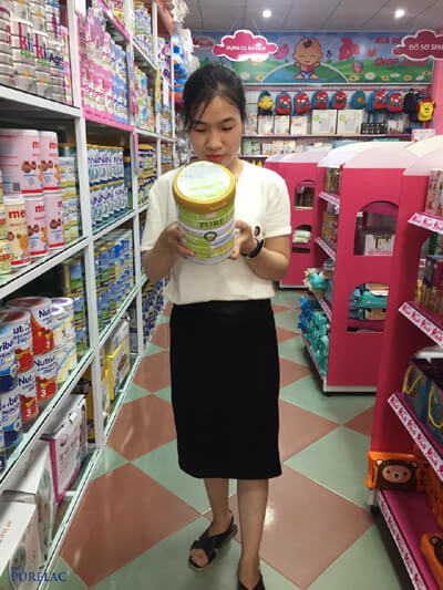 Sữa PureLac khắc phục biếng ăn ở trẻ